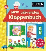 Cover-Bild zu Duden: Mein allererstes Klappenbuch von Spanjardt, Eva (Illustr.)
