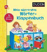 Cover-Bild zu Duden 24+: Mein allererstes Wörter-Klappenbuch von Spanjardt, Eva (Illustr.)