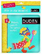 Cover-Bild zu Plitsch, platsch, wir gehen baden! von Spanjardt, Eva (Illustr.)