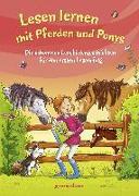 Cover-Bild zu Lesen lernen mit Pferden und Ponys von Raudies, Christine