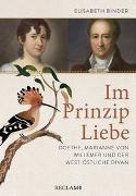 Cover-Bild zu Im Prinzip Liebe von Binder, Elisabeth