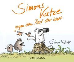 Cover-Bild zu Simons Katze gegen den Rest der Welt! von Tofield, Simon