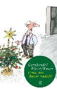 Cover-Bild zu Erna, der Baum nadelt! von Gernhardt, Robert