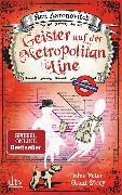 Cover-Bild zu Geister auf der Metropolitan Line von Aaronovitch, Ben