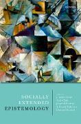 Cover-Bild zu Socially Extended Epistemology (eBook) von Carter, J. Adam (Hrsg.)