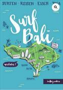 Cover-Bild zu Surf Bali - Indojunkie Reiseführer von Hess, Petra