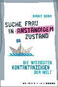 Cover-Bild zu Suche Frau in anständigem Zustand (eBook) von Adam, Birgit