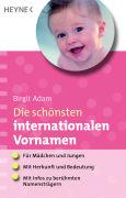 Cover-Bild zu Die schönsten internationalen Vornamen von Adam, Birgit