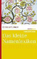 Cover-Bild zu Das kleine Namenlexikon von Urmes, Dietmar