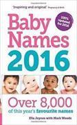 Cover-Bild zu Baby Names von Woods, Mark
