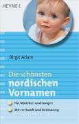 Cover-Bild zu Die schönsten nordischen Vornamen von Adam, Birgit
