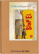 """Cover-Bild zu Literaturkartei plus """"Simpel"""" von Königsberger, Karen"""
