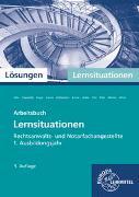 Cover-Bild zu Lösungen zu 72009 von Behr, Andreas