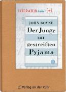 """Cover-Bild zu """"Der Junge im gestreiften Pyjama"""" von Rohr, Ulrike"""