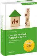 Cover-Bild zu Das große Handbuch Pädagogik in der Kita von Roos, Jeanette (Hrsg.)
