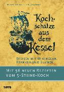 Cover-Bild zu Kochschätze aus dem Kessel (eBook) von Dummer, Jens