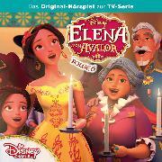 Cover-Bild zu Disney / Elena von Avalor - Folge 6: Gemeinsame Weihnachtszeit/Die Kristall-Höhlen (Audio Download) von Stark, Conny