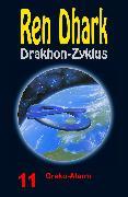 Cover-Bild zu Grako-Alarm (eBook) von Grave, Uwe Helmut