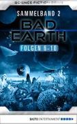 Cover-Bild zu Bad Earth Sammelband 2 - Science-Ficiton-Serie (eBook) von Mehnert, Achim