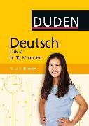Cover-Bild zu Deutsch in 15 Minuten - Diktat 5.-7. Klasse (eBook) von Dudenredaktion