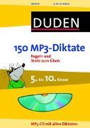 Cover-Bild zu 150 MP3-Diktate 5. bis 10. Klasse von Butz, Steffen (Illustr.)