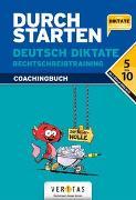 Cover-Bild zu Durchstarten Deutsch Diktate von Cerwenka, Ewald