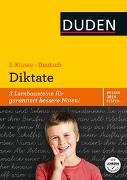 Cover-Bild zu Wissen - Üben - Testen: Deutsch - Diktate, 3. Klasse von Holzwarth-Raether, Ulrike