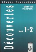 Cover-Bild zu 1./2. Schuljahr: Diktat- und Transfertexte - Découvertes - Etudes Françaises. Série verte von Meunier, Christian