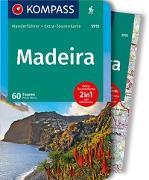 Cover-Bild zu KOMPASS Wanderführer Madeira von Mertz, Peter