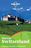 Cover-Bild zu Discover Switzerland von Berkmoes, Ryan ver