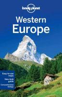 Cover-Bild zu Western Europe von Berkmoes, Ryan Ver