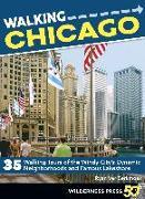 Cover-Bild zu Walking Chicago (eBook) von Ver Berkmoes, Ryan