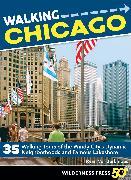 Cover-Bild zu Walking Chicago von Ver Berkmoes, Ryan