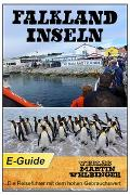 Cover-Bild zu Falkland Inseln - VELBINGER Reiseführer (eBook) von Velbinger, Martin
