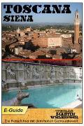 Cover-Bild zu Toscana, Siena - VELBINGER Reiseführer (eBook) von Graf, Lana