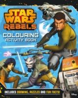 Cover-Bild zu Star Wars Rebels. Colouring Activity Book
