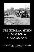 Cover-Bild zu Die Schlachten um Wizna und Rózan (eBook) von Beck, Jürgen (Hrsg.)
