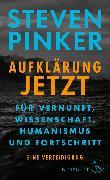 Cover-Bild zu Aufklärung jetzt von Pinker, Steven