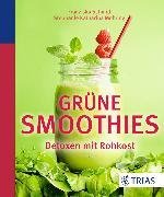 Cover-Bild zu Grüne Smoothies (eBook) von Schmid, Franziska