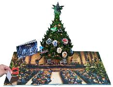 Cover-Bild zu Harry Potter: A Hogwarts Christmas Pop-Up