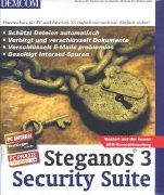 Cover-Bild zu Steganos 3. Security Suite