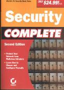 Cover-Bild zu Security Complete