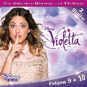 Cover-Bild zu Disney/Violetta - Staffel 2: Folge 9 + 10 (Audio Download) von Weigand, Kathrin