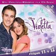 Cover-Bild zu Disney/Violetta - Staffel 2: Folge 11 + 12 (Audio Download) von Weigand, Kathrin