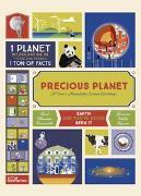 Cover-Bild zu Tavernier, Sarah (Illustr.): Precious Planet