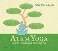 Cover-Bild zu Atem-Yoga CD