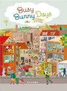 Cover-Bild zu Busy Bunny Days (eBook) von Teckentrup, Britta (Illustr.)