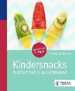 Cover-Bild zu Kindersnacks (eBook) von Johnston, Tanja