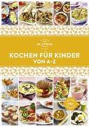 Cover-Bild zu Kochen für Kinder von A-Z von Dr. Oetker
