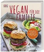 Cover-Bild zu Vegan für die Familie von Eckmeier, Jérôme